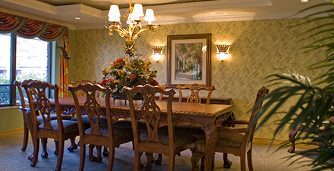 Hearth Dining Room