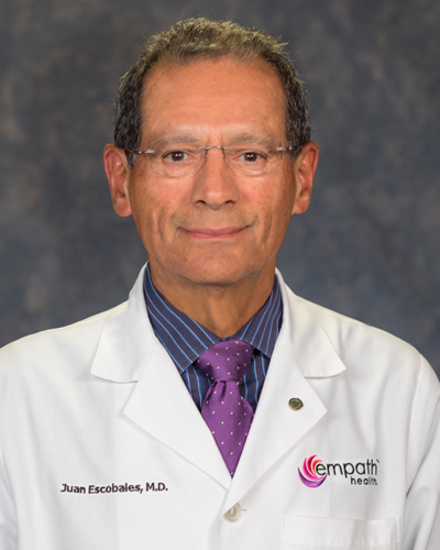Juan Escobales, MD